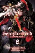Kagami, Takaya Seraph of the End Vampire Reign 8