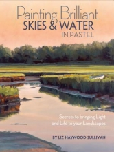 Haywood-sullivan, Liz Painting Brilliant Skies and Water in Pastel