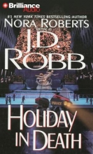 Robb, J. D. Holiday in Death
