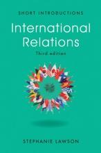 Lawson, Stephanie International Relations