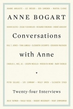 Bogart, Anne Conversations With Anne