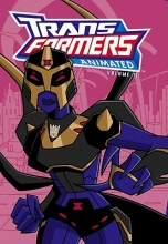 Isenberg, Marty Transformers Animated 11