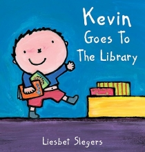 Slegers, Liesbet Kevin goes to the library