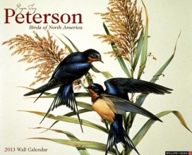 Roger Tory Peterson Birds of North America Wall Calendar