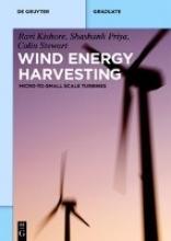 Kishore, Ravi,   Priya, Shashank,   Stewart, Colin Wind Energy Harvesting
