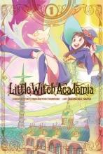 Yoshinari, Yoh,   Trigger Little Witch Academia 1