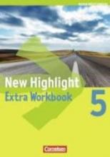 New Highlight 5: 9. Schuljahr. Workbook Extra Baden-Württemberg