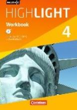 Berwick, Gwen,   Thorne, Sydney English G Highlight 04: 8. Schuljahr. Workbook mit Audios Online Hauptschule