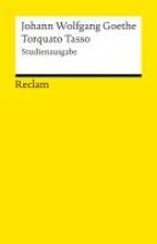 Goethe, Johann Wolfgang Torquato Tasso
