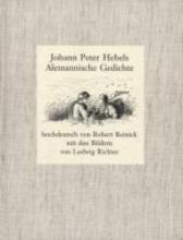 Hebel, Johann Peter Johann Peter Hebels Alemannische Gedichte