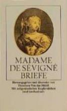De Rabutin-Chantal Sévigné, Marie Briefe