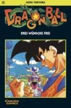 Toriyama, Akira Dragon Ball 25. Drei Wnsche frei