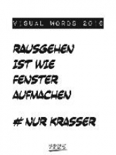 Visual Words 2016 - Wochenkalender