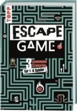 Prieur, Rémi,   Bouwyn, Benjamin,   Vives, Mélanie Escape Game