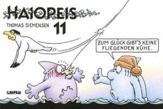 Siemensen, Thomas Haiopeis 11: Zum Glück gibt´s keine fliegenden Kühe