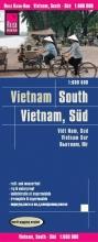 , Reise Know-How Landkarte Vietnam Süd (1:600.000)