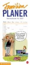 Butschkow, Peter Butschkow Familienplaner - Kalender 2017