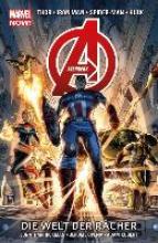 Hickman, Jonathan Avengers - Marvel Now! 01 - Die Welt der Rächer