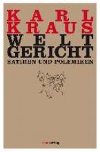 Kraus, Karl Weltgericht