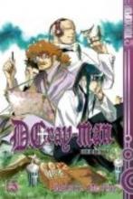 Hoshino, Katsura D.Gray-Man 15