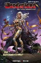 Gregory, Raven Wonderland 04: Der neue Wahnsinn - Das Aufeinandertreffen