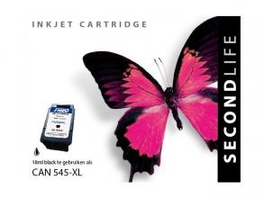 , Cartridge SecondLife Canon PG 545 XL Black
