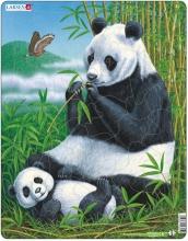 , Larsen puzzel - Panda - D5