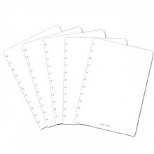 , Uitbreidingsset Correctbook A4 met 5 bladen