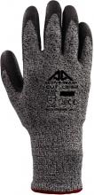 , Handschoen ActiveGear snijbestendig grijs 7/S