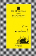 Grafton, Sue H de Homicidio