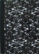 , Tekenportefeuille A4 28x38cm zwart