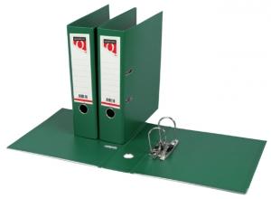 , Ordner Quantore A4 80mm PP groen