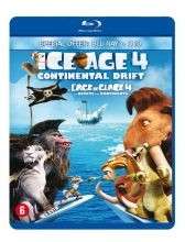 Ice Age 4 Continental Drift Blu-Ray /