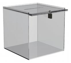 , Verzamelbox OPUS 2 200x200x200mm acryl
