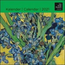 , Van Gogh maandkalender 2021