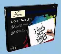, Lichtbak Art Sensations led A4