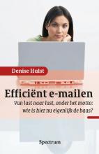 Denise Hulst , Efficiënt e-mailen