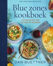 Dan Buettner , Blue zones kookboek