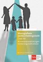 M.L.C.C. de Bruijn-Luckers Alimentatieverplichtingen. Berekeningsmethodieken. Editie 2017