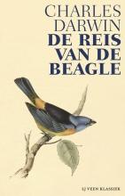 Charles Darwin , De reis van de Beagle