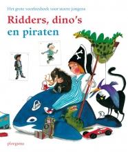 , Ridders, dino`s en piraten