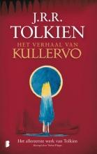 J.R.R. Tolkien , Het verhaal van Kullervo