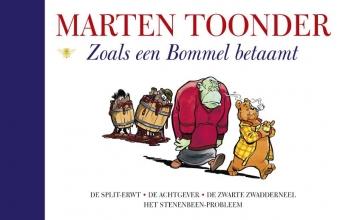 Marten  Toonder Alle verhalen van Olivier B. Bommel en Tom Poes 22 : Zoals een Bommel betaamt