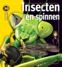 Alice  Tait Insiders : Insiders Insecten en spinnen