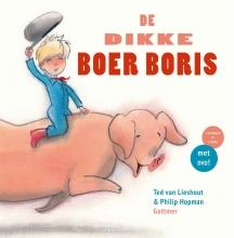Ted van Lieshout De dikke Boer Boris