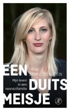 Heidi  Benneckenstein Een Duits meisje