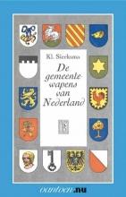 K. Sierksma , Gemeentewapens van Nederland
