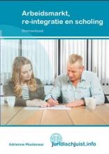 Adriënne  Moolenaar Arbeidsmarkt, reïntegratie en scholing Bronnenboek