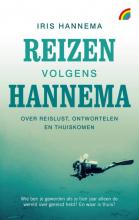 Iris Hannema , Reizen volgens Hannema