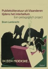Bram Lambrecht , Publieksliteratuur uit Vlaanderen tijdens het interbellum